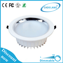 CADELANG Downlights CCC CE PC Aluminum dimmable 35w led down light ceiling downlight