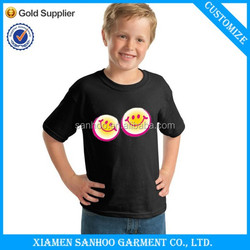 Fancy Printed Kid T Shirts New Fashion European Style Wholesale