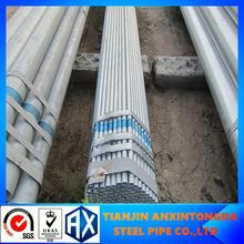 galvanized ms erw pipes!gi pipe for water delivery!gi steel pipe/tube