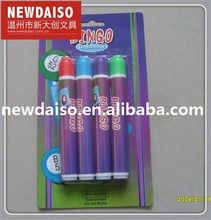 DIY bingo easy washable ink felt pens for kids