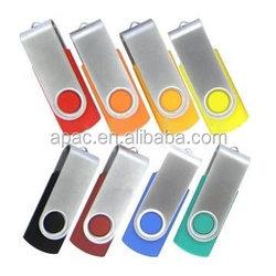 bulk 1GB twist usb flash drive for promotion