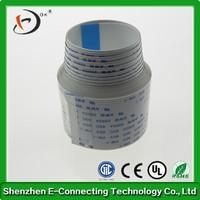 1.0 Pitch 15 Pin 200mm Flexible Flat Cable FFC E248204 AWM 20624 80C 60V VW-1