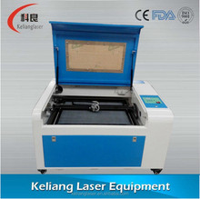 4060 CHINA CO2 Laser Cutting Machine For Danger Plate