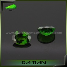 Hot sale 1-3mm high quality natural chrome Diopside for dressy