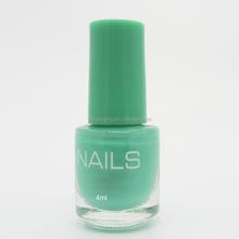 Nature color nail polish wholesale fashion nail enamel