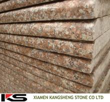 Chinese cheap G687 granite steps tile bullnose edge