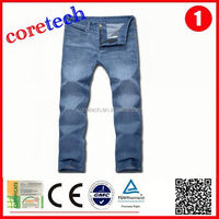 Hot sale durable stretch jeans wholesale china factory