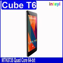 "Original CUBE T6/T6C Dual 4G Phone Call Tablet PC 6.98"" MTK8735 Quad Core 1GB RAM 8GB ROM Dual SIM FDD WCDMA GSM Android 5.1"