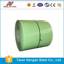 Secondary Good quality cus-steel prepainted galvanized steel coils/ppgi/ppgl 762mm width zinc 40 From Shandong