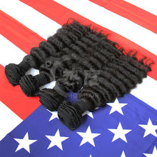 2013 new arrival full cuticle untreated thick bottom Cambodian deep curly virgin hair