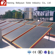 hot sell Industry Solar Water Heating System, flat panel solar water heater