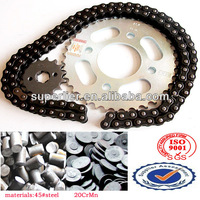 Motorcycle sprocket 428 15t,Motorcycle chain sprocket,Power Transmission Parts