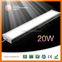 20W led vandal proof light for workshop light fittings with CE ROHS TUV made in China