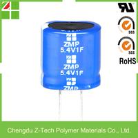 1.5F Farad Electric Double Layer Super/Ultra Capacitor 5.5V