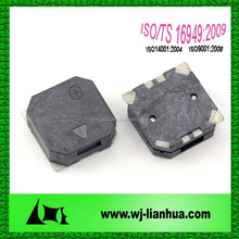 SMD Magnetic transducer LET8530AS from China as passive Magnetic buzzer