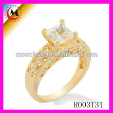 FASHION DIAMOND RING SETTING NEW MODEL WEDDING RING 2012