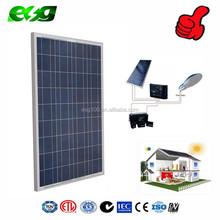 High Quality 110W Polycrystalline Solar Panel for Solar System