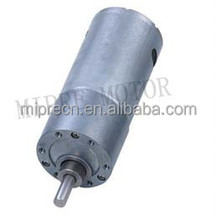 direct current DC gear motor for electric window curtain 12V 10rpm