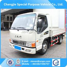 Hino JAC 1ton 4 x 2 de la carga de mini camiones