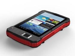OEM Industrial Android 5.1.1 4G LTE tablet pc,HF RFID,UHF reader,gps,wifi,bluetooth,cameras,fingerprint,mini usb barcode scanner