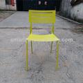 metal silla de hierro