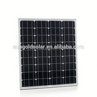 Direct factory sale 12v 24v 36v 48v solar panel