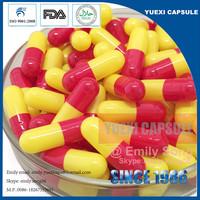 empty hard gelatin capsules Size 00 empty pill capsules empty vending capsules