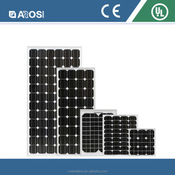 18V 200W Solar Panel for dc 12V Solar System/18V Solar panel with CE/UL/ROHS/ISO9001/14001