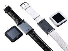 "Detachable 1.54"" Touch screen MTK cheap smart watch bluetooth phone"