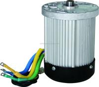 48v / 60V / 72V 1500w e-rickshaw motor kit bldc gear motor