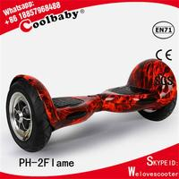 2015 hot selling with CE certificate powered scooter single beam balance