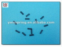 manufacturer coil type galvanized music wire ball pen compression spring