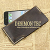 2015 new arrival Japan version Genuine leather mobile phone pouch for iphone 5s