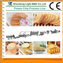 Fully Automatic Complete Potato Chips Production Line Price