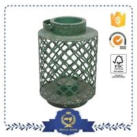 Decorative Metal Lantern Stand For Outer Garden