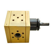 High Precision Dosing Gear Pump for Plastic Extrusion