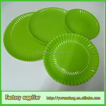 Wholesale birthday party supplies, apple green party set