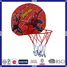 Promotional plastic kid basketball hoop