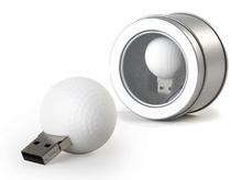 Hot Selling Personalized golf usb flash drive pen drives usb sticks
