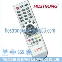SLIVER CASE STAR SAT SR-X1400D TV USE REMOTE CONTROL