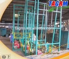 Operación Simple herramienta agrícola SL5 caña de azúcar manojo de ruedas de la máquina