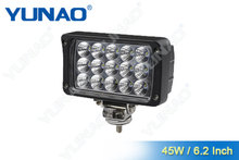 powerful 45w led trailer light, 12v led work lamp accessories for truck tractors