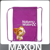 Foshan Hot sales!!! polyester net shopping bag for lady