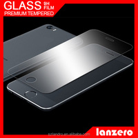 high clear premium tempered glass screen protector for iphone 6 plus, for iphone6 color full coverage screen protector