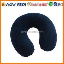 High density memory foam lumbar massage pillow