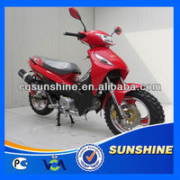 SX110-5D South America Top Seller Biz 110CC Motorcycles