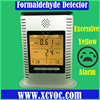 DC Power Supply and High Sensitive Sound Alarm Detector Portable, Indoor Air Quality Monitor