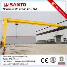 Warranty Bmh Model Semi Gantry Crane China Supplier