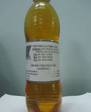 CRUDE COCONUT OIL - BEST PRICE AND QUALITY