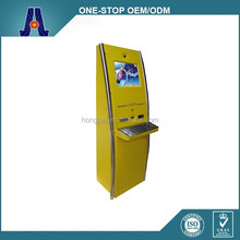 cash payment kiosk with bill acceptor,card reader bill payment kiosk machine,self-service payment kiosk terminal (HJL-3656)